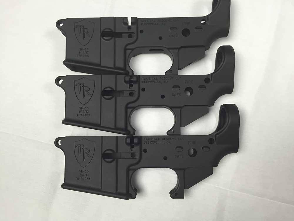 black ar15 receivers georgia
