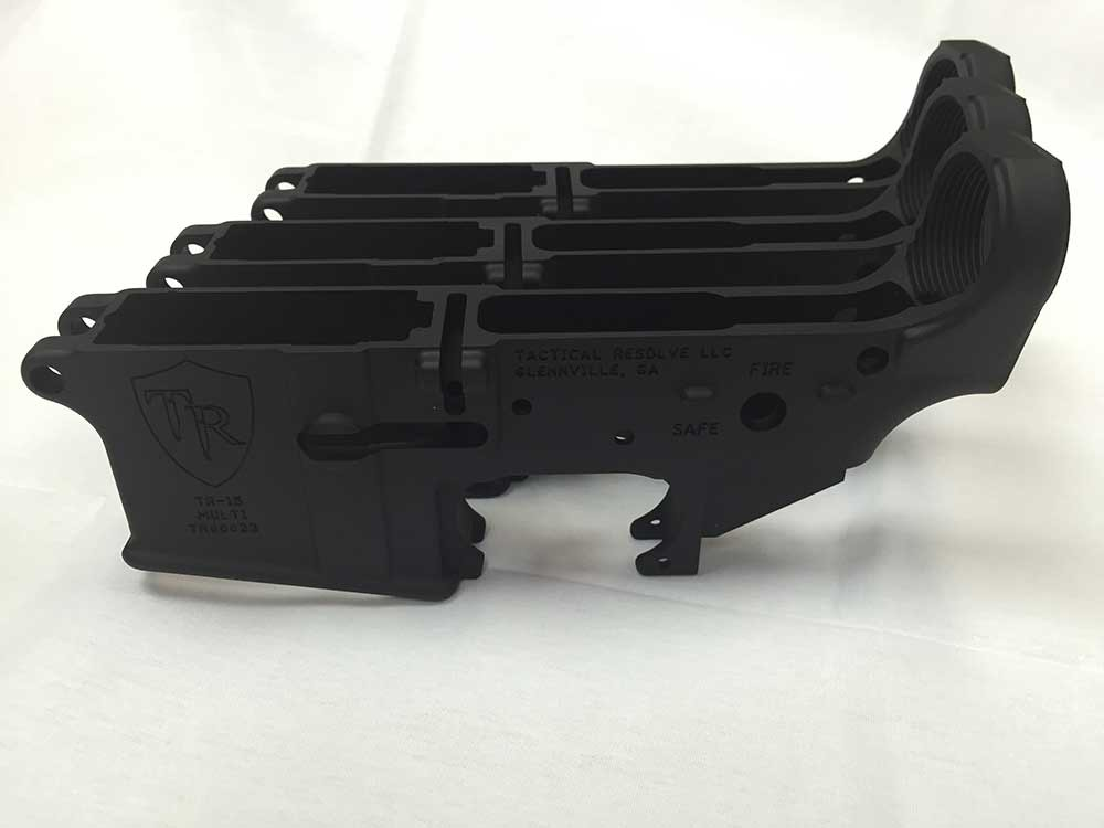 blackout ar15 receivers