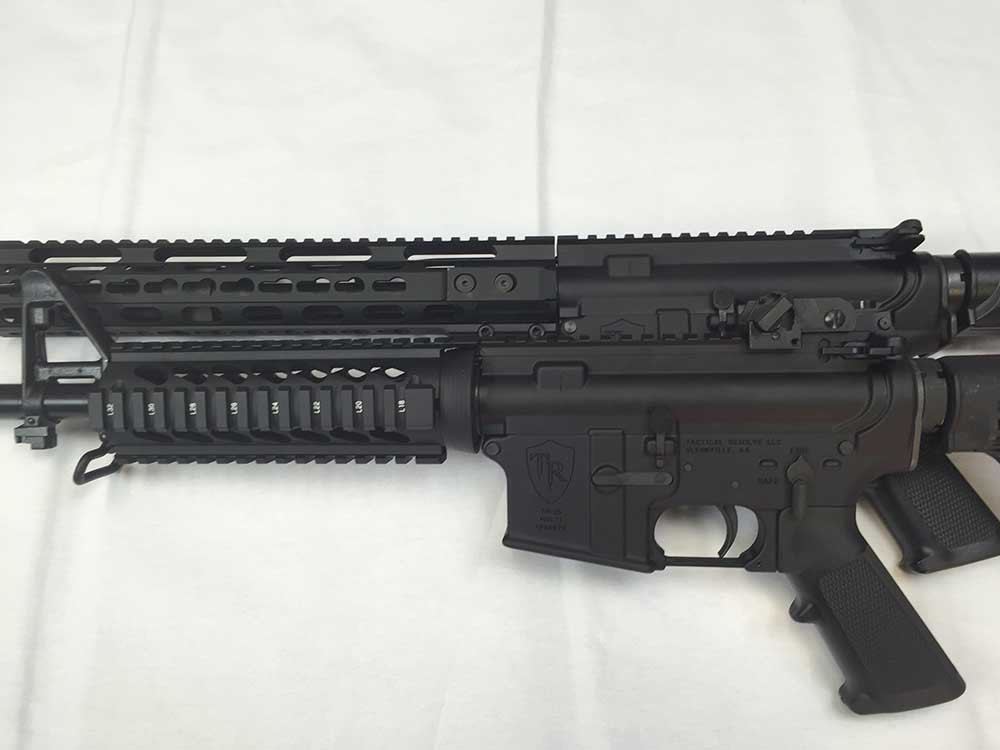 Blackout ar15 pistol